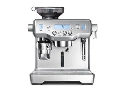 Breville the Oracle 11 Cups Espresso Machine - Stainless - with dings
