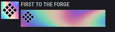 Destiny 2 FIRST TO THE FORGE Emblem CODE *SAME DAY DELIVERY* [PS4/XBOX/PC]