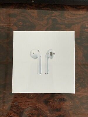 AirPods 2 w/ Wireless Charging Air Ear Pods Pod 2nd Generation. Sealed