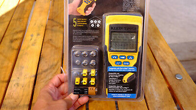 Klein Tools VDV501-823R VDV Scout Pro 2 Traces and Tests Coax