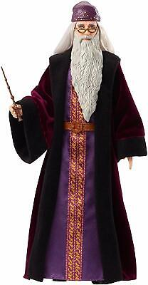 """HARRY POTTER WIZARDING WORLD Albus Dumbledore 12"""" FASHION DOLL ACTION FIGURE NEW"""
