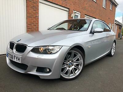 2008 BMW 320 2.0d M Sport Coupe not 325 120