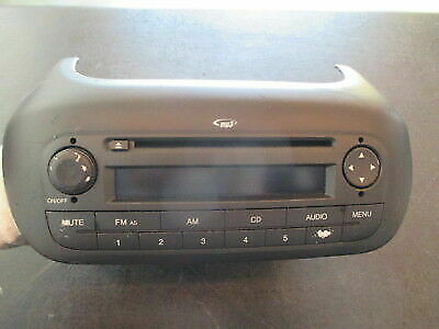 Fiat Qubo car Radio Original Radio 2008>