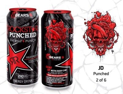 Gears of War 5 XBox - EXCLUSIVE ROCKSTAR Can #2 JD ( CODE ONLY) GOW