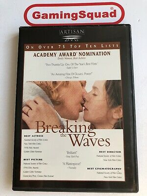 Breaking the Waves NTSC DVD, Supplied by Gaming Squad