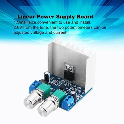 XH-M122 Linear Power Supply Board Constant Current Constant Voltage ModuleK2☀