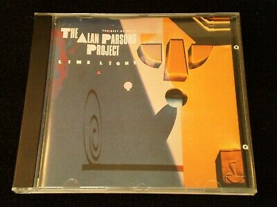 CD Alan Parsons Project - Limelight - The Best Of Vol. 2 (Volume)  1987  ARISTA