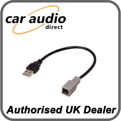 Connects2 CTSUBARUUSB Subaru BR-Z Trezia OEM USB Socket Retention Adapter