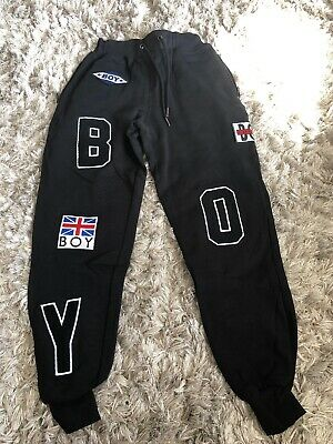 Boy London Tracksuit Bottoms Size XS