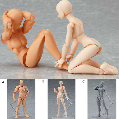 He/She Figure Ferrite Action Play Arts Kai Anime Model Drawing Figma Child Toy
