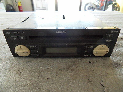 Nissan Micra car Radio Original Radio CD