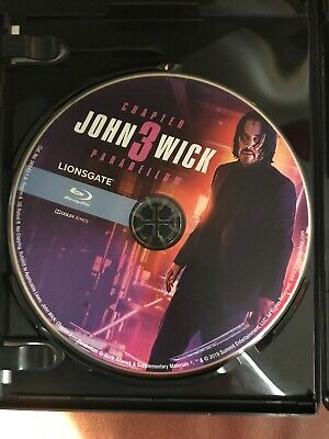 John Wick: Chapter 3 - Parabellum (Blu-ray disc Only)