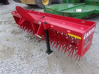 New Dirt Dog CAR72 Aeriator (FREE 1000 MILE DELIVERY FROM KENTUCKY)