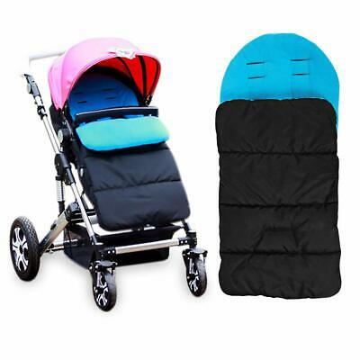 Universal Premium Pushchair Footmuff / Cosy Toes - Fits All Buggy Pram Stroller