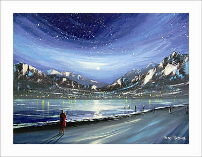 Oil Painting HD Print Oil Painting Modern Art Canvas F130