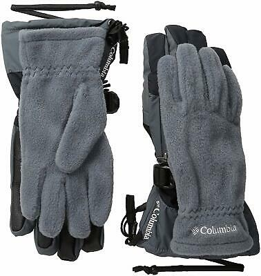 MENS S M Columbia Bugaboo interchange 3 in 1 insulated gloves omni heat fleece