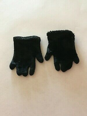 American Girl Doll of Today 1998 Halloween Costume Kitty Cat Gloves ONLY