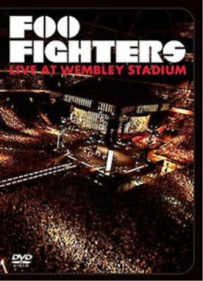 Foo Fighters: Live at Wembley Stadium DVD NEUF