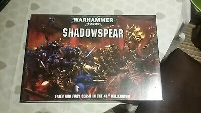 Warhammer 40k Shadowspear Chaos Master Of Possession Miniature Brand NEW