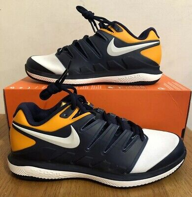 Nike Air Zoom Vapor X Clay UK9 (AA8021 400) EU44 US10 Clay Court Tennis