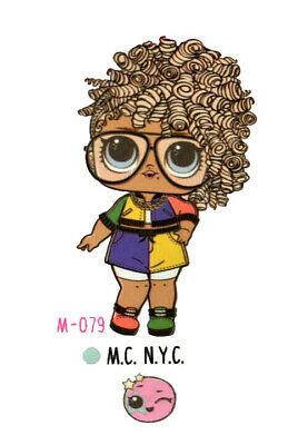 "LOL Surprise! Hair Goals ""MC NYC"" Makeover Series NEW"