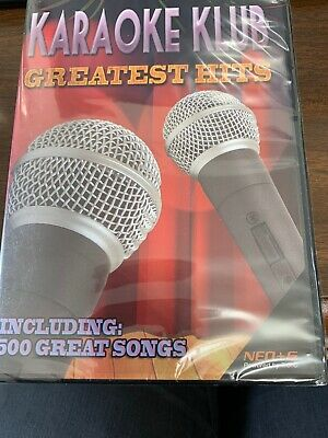Karaoke Klub Greatest Hits Neo+G Cd