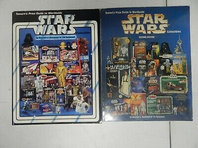Tomart's Price Guide to Worldwide Star Wars Collectibles LOT 2 Second Edition
