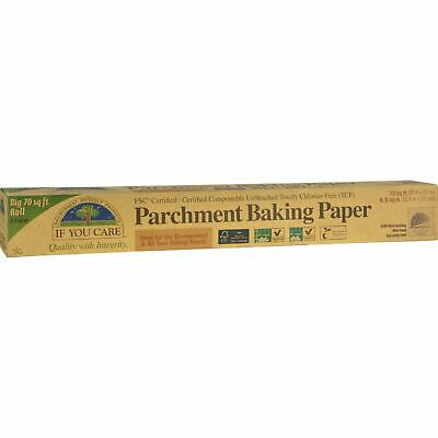 If You Care Parchment Paper - 70 Sq Ft Rolls 3 Pack