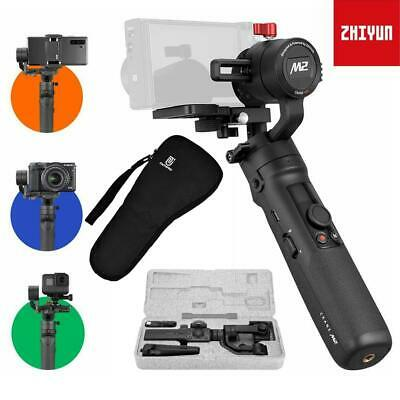 ZHIYUN Crane M2 /Smooth 4 Gimbal 3 Axis Phone Stabilizer/ Bag Kit For Camera MN