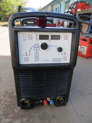TIG welder, welding, Thermal Arc 300WTE