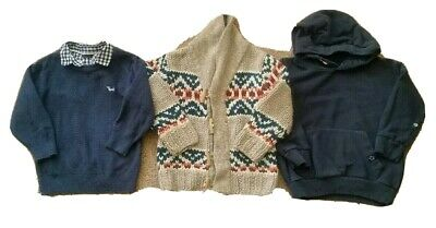 Boys NEXT Jumper Clothe Bundle 2-3 Years,