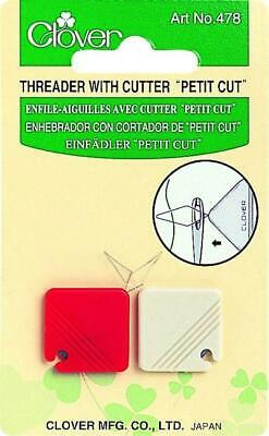 Clover Thread Cutter and Needle Threaders M12
