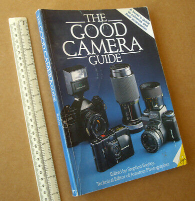 The Good Camera Guide 1982. Serious Overview of SLRs & Quality Cameras
