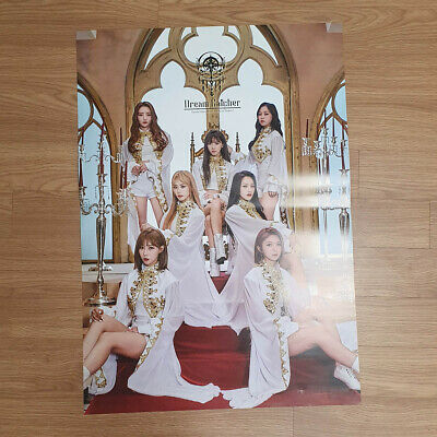 [Poster Only] Dream Catcher Special Mini Album Raid of Dream Unfolded Packing