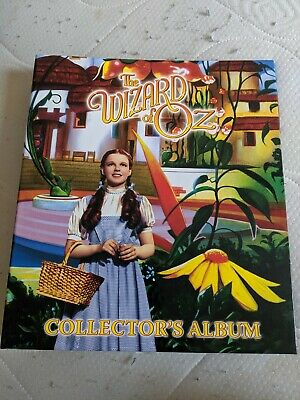 Wizard Of Oz Official Trading Card Binder