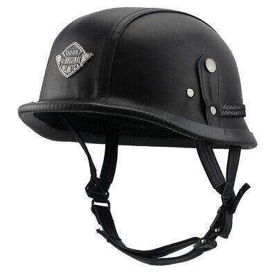 Retro Helmets for Motorcycles Cool Safety Caps for Men and Women