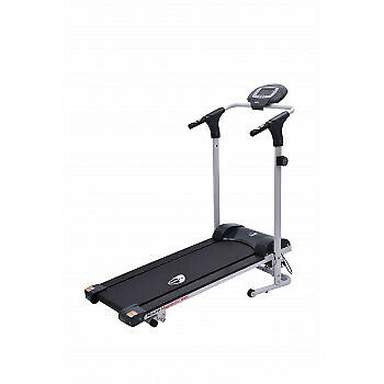 Tapis roulant GetFit ROUTE MAGNETIC WALK - magnetico - inclinazione manuale - pi