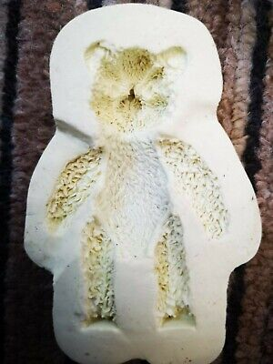 Cake decorating moulds - teddy bear - Many others on offer SUGARCRAFT