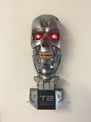 Terminator T800 3d Printed And Airbrushed.