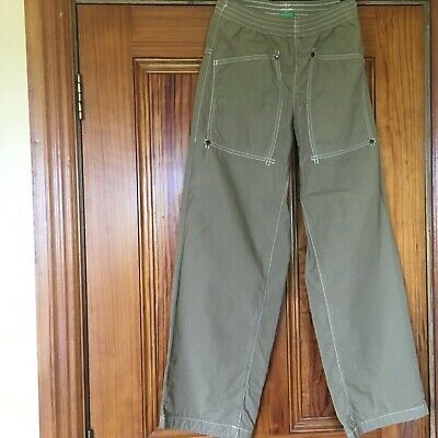 Boys United Colors of Benetton Trousers Age 10 / 145-157cm Worn once