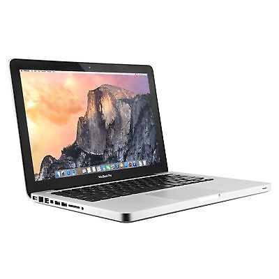 "Apple MacBook Pro 13"" Pre-Retina/Latest 2 TB HDD/8GB RAM/OSX-2015 /3 Warranty"