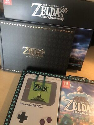 The Legend of Zelda: Link's Awakening Limited Edition -  Switch - RARE