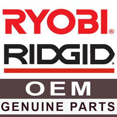 RIDGID RYOBI OEM 307773002 Tube CLAMP NUT and Washer in Genuine Factory Package