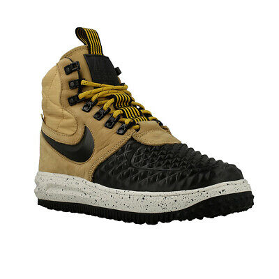 website for discount offer discounts special for shoe NIKE AF1 LUNAR Force 1 Duckboot '17 Mens Beige/Black NEW 916682 ...