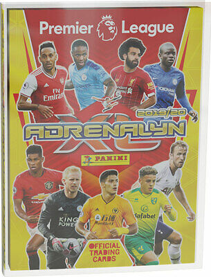 Panini Premier League Adrenalyn XL 2019/20 Full Set 469 cards +7 Limited Edition