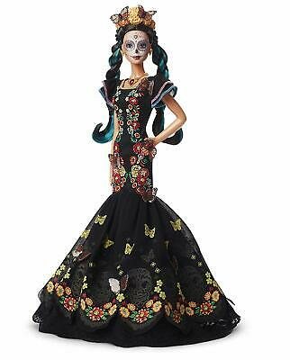 Barbie Dia De Los Muertos Doll 2019 Day of The Dead - IN HAND - SHIPS FAST