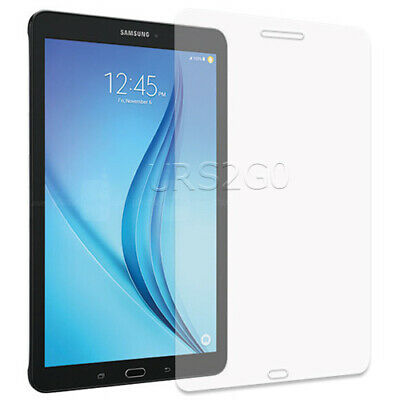 """Premium Real Tempered Glass Screen Protector for Samsung Galaxy Tab E 8.0"""" T377V"""