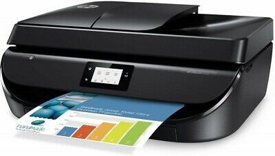 HP OfficeJet 5255 All-in-One Printer with Mobile Printing, Instant Ink Ready