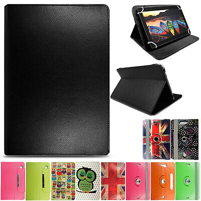 """LEATHER STAND CASE COVER For Amazon Kindle Fire 7"""" (9th generation) 2019 Tablets"""
