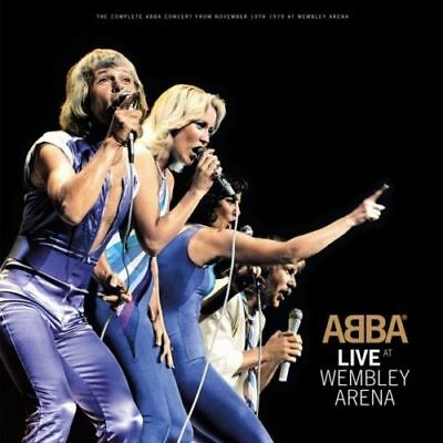 Abba Live At Wembley Arena 2Cd New Sealed ( Jewel Case)